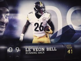 Watch: 'Top 100 Players of 2017': No. 9 Le'Veon Bell