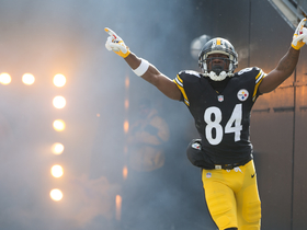 Watch: Best plays from Antonio Brown in 2016