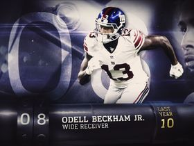 Watch: 'Top 100 Players of 2017': No. 8 Odell Beckham Jr.