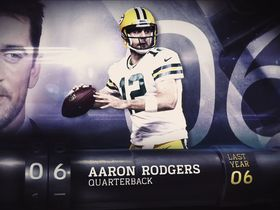 Watch: 'Top 100 Players of 2017': No. 6 Aaron Rodgers