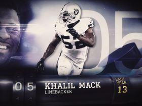Watch: 'Top 100 Players of 2017': No. 5 Khalil Mack