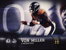 Watch: 'Top 100 Players of 2017': No. 2 Von Miller