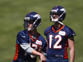 Watch: Position battle we're most excited to watch- Denver Broncos