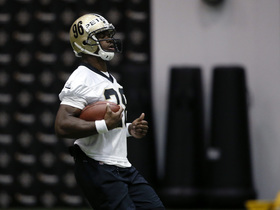 Watch: Position battle we're most excited to watch- New Orleans Saints