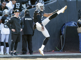 Watch: Latavius Murray on what it's like to be teammates with Marquette King