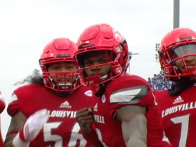 Watch: First Look: Louisville QB Lamar Jackson