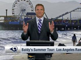 Watch: Baldy's Summer Tour: Los Angeles Rams