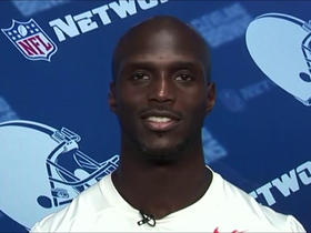Watch: McCourty: All three QBs showing 'confidence' in practice