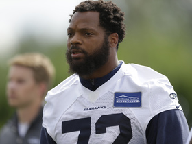 Watch: Martellus Bennett: Michael Bennett always give me advice during games