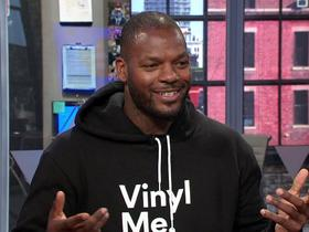 Watch: Martellus Bennett: My teammates are my brothers