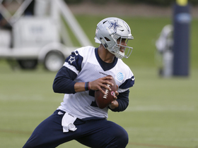 Watch: Dak Prescott: I'm going to give the Cowboys every chance to win every game this season