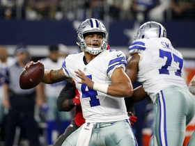 Watch: Dak Prescott: I sent a note to my mom before the first Cowboys game I ever played