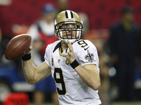 Watch: Every 70+ yard touchdown from Drew Brees' career