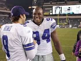 Watch: DeMarcus Ware: Tony Romo will do very well as a broadcaster