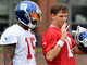 Watch: Eli on Marshall: He wanted to learn 'everything' from Day 1