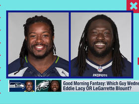 Good Morning Fantasy: Which guy Wednesday