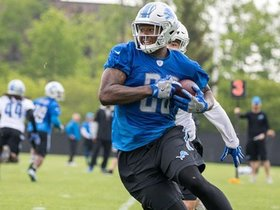 Watch: Lions Position Preview: Tight End