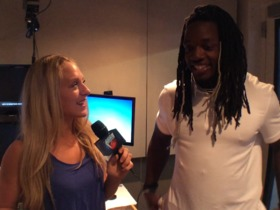 Watch: DDFP: Post-Show Sideline Report with Melvin Gordon