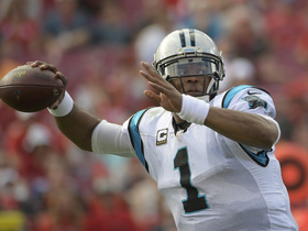 Watch: What's the story in the NFC South? Carolina Panthers