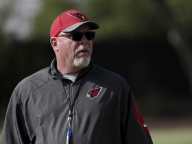 Watch: Willie Colon: Bruce Arians is brutally honest