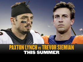 Watch: Most intriguing training camp battle- Paxton Lynch vs Trevor Siemian