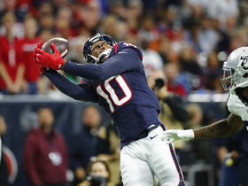 Watch: '4 Downs' Houston Texans: 2017 fantasy player to watch WR Hopkins