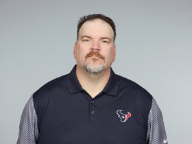 Watch: '4 Downs' Houston Texans: 2017 person to watch OL coach Mike Devlin