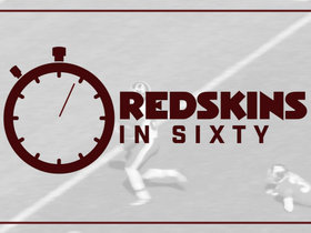 Watch: Redskins In :60 - Swearinger Impressing Redskins