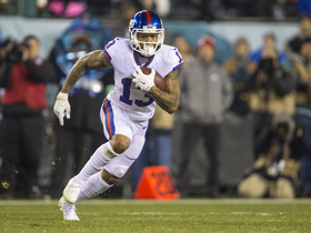 Watch: Harris: 'People don't see locker-room Odell'