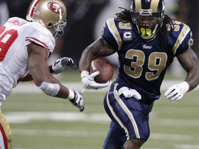 Watch: Steven Jackson's most dominating runs