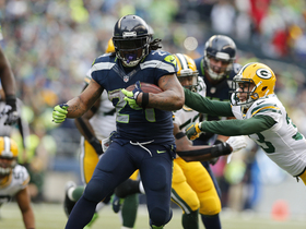 Watch: Marshawn Lynch highlights from career-high, 157-yard game