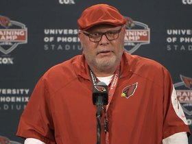 Watch: Arians: 'Veterans Were Extremely Sharp'
