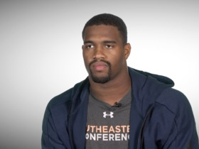 Watch: Preseason Interview: Jonathan Allen On First Year