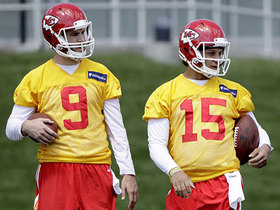 Watch: Mahomes, Bray to compete for Chiefs backup QB spot