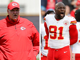 Watch: Palmer: Reid will likely address Hali's tweets behind closed doors