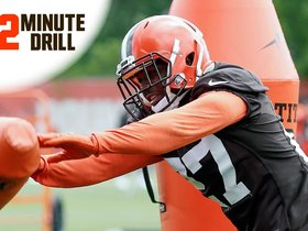 Watch: 2 Minute Drill: Peppers Signed, Players Report