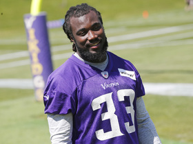Watch: Rookie ripple effect- Dalvin Cook