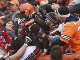 Watch: Josh Cribbs: Browns have the greatest fan base