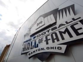Watch: 2017 Pro Football Hall of Fame Gold Jacket Ceremony