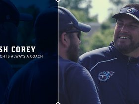 Watch: Josh Corey: A Coach is Always a Coach