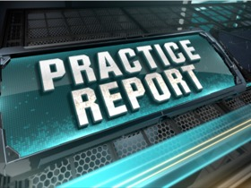 Watch: Practice Report: July 24th