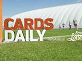 Watch: Cards Daily - Shorts To Pads