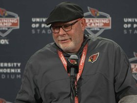 Watch: Arians: 'Both Sides Got After It'