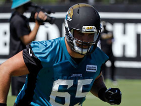 Watch: Jaguars just made Brandon Linder highest-paid center in history
