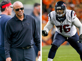 Watch: Rick Smith: Duane Brown 'needs to be here'