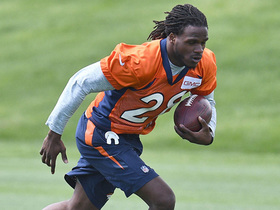 Watch: Biggest training camp question for Jamaal Charles