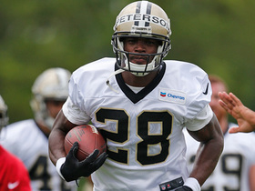 Watch: Biggest training camp question for Adrian Peterson