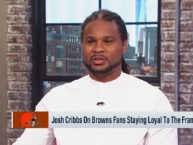 Watch: ATN: Josh Cribbs responds to Browns spot on Pain Rankings