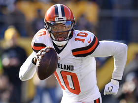 Watch: Ian Rapoport: Robert Griffin III had positive workout with Chargers