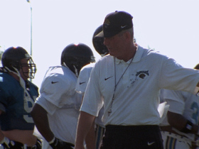 Watch: Vintage Wire: Tom Coughlin in 1997